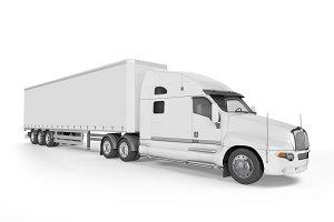 Big Truck Trailer