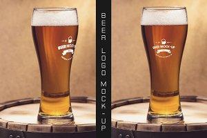 Beer Logo Mock-up #20