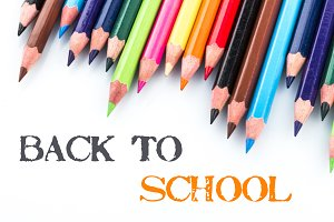 Back to School with Colors