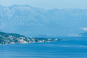 Bay of Kotor and Herceg Novi town