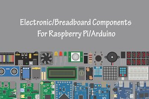 Electronic/Breadboard Components