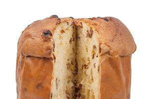 Panettone cake