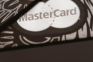 Samara, Russia-July 25.2016: MasterCard Privilege credit card