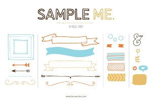 Sample Me (Clipart)