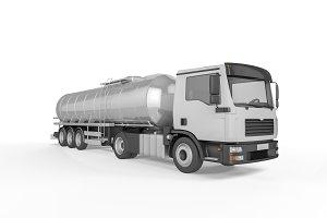 Big Tanker Truck