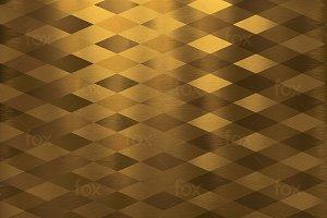 Retro metal pattern