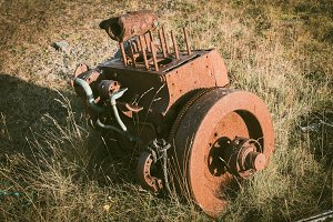 Old and Rusty