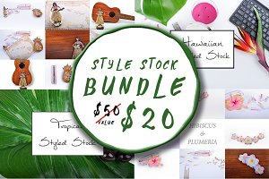 STYLED STOCK BUNDLE - HAWAIIAN