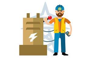 Man Electricity