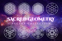 Esoteric Sacred Geometry Collection