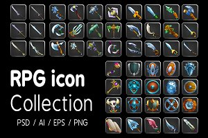 RPG icon collection