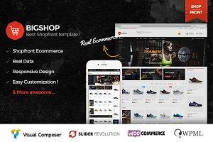 Bigshop - Responsive eCommerce Theme