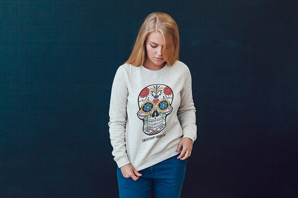 Download Sweatshirt Mock-Up Vol. 1