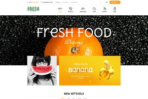 Ves Fresh Magento 2 Template