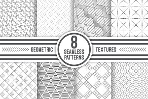 Geometric seamless backgrounds