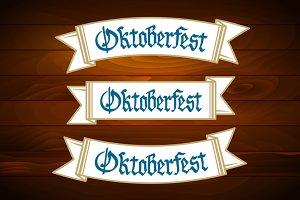 Oktoberfest banner