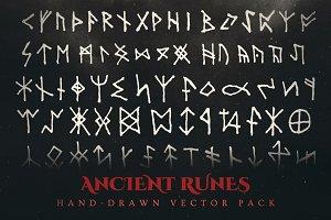 Esoteric Symbols & Runes Vector Pack