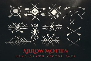 Esoteric Arrows & Tribal Vectors
