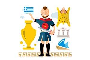 Greece Concept