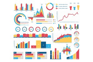 Infographics various design elements