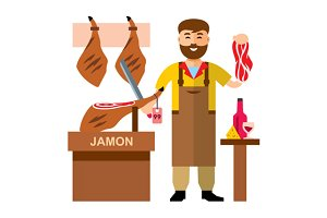 Jamon Butcher Shop