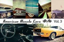 American Muscle Cars Vol. 3 (12x)
