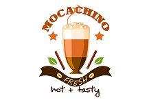 Mochaccino Coffee Cup