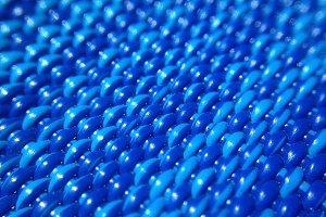 Blue Deck Chair - Texture