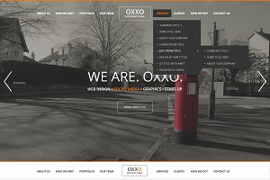 Oxxo Multipurpose PSD Template
