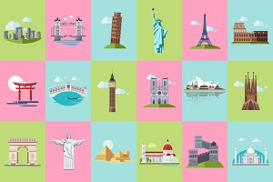 National Sights and Landmarks