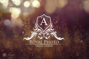 Classy Logo - Royal Photo