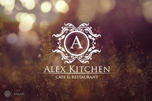 Classy Logo - Alex  Kitchen