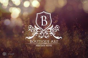 Classy Logo - Boutique Art