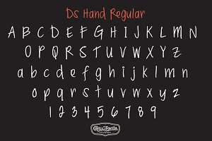 Ds Hand Regular