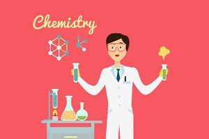 Chemistry Banner