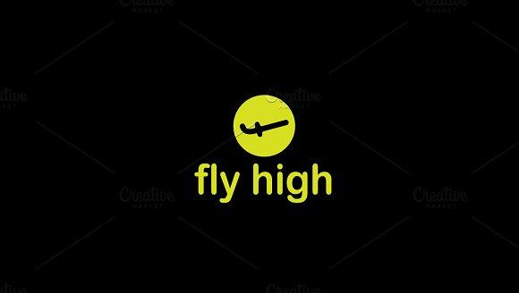 Airlines Agency Logo Template V.2 - Logos