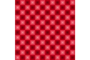 Red pattern. Vector
