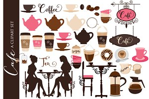 Coffee clip art cafe clipart tea