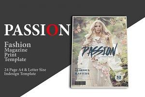 Passion - Fashion Magazine