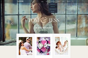 Exposure - Photography WP Theme