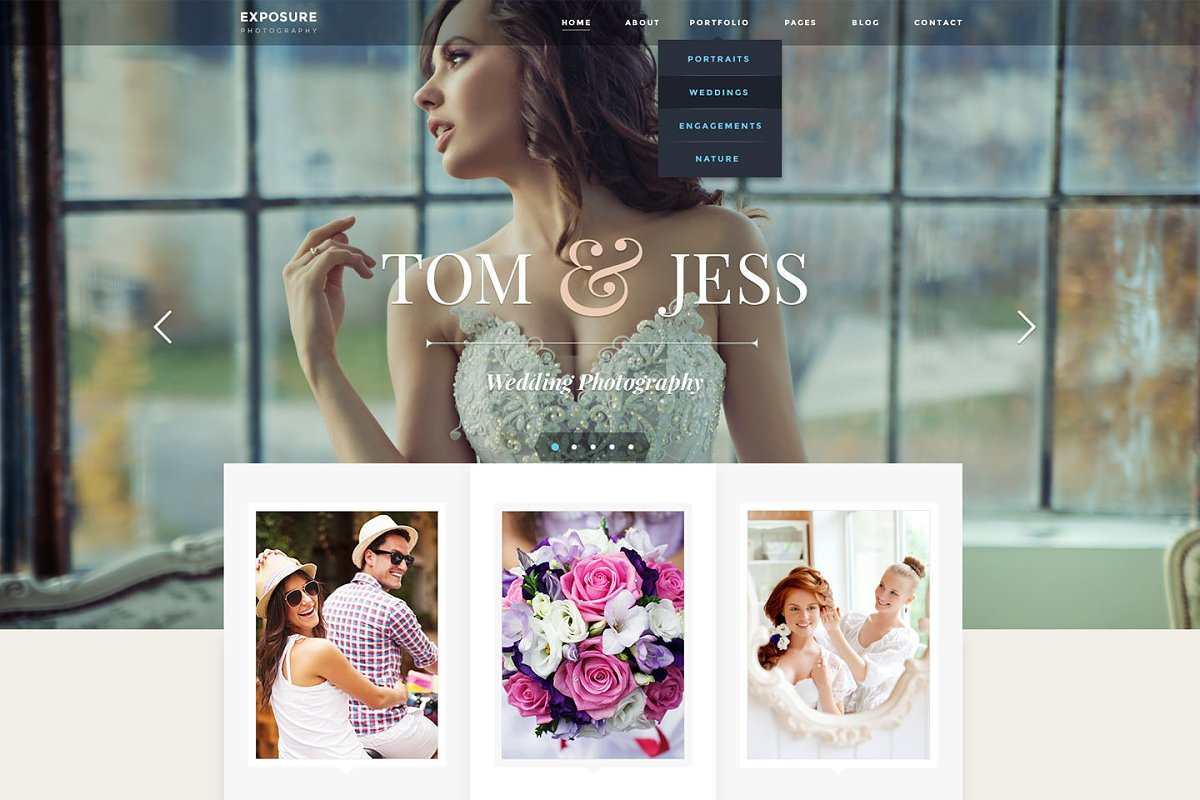 21+ Best WordPress Themes & Templates for Photographers 2019 [ Download Now ]