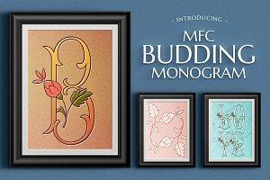 MFC Budding Monogram