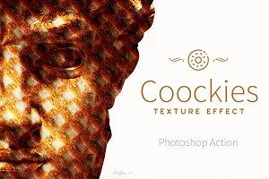 Coockies Texture Effect