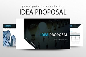 IDEA Presentation Strategy