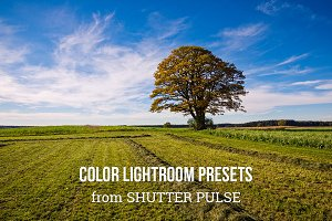 Color Lightroom Presets