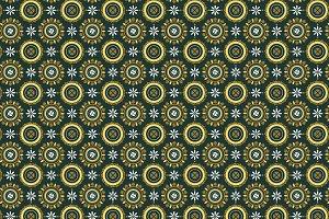 Pattern in Roman style