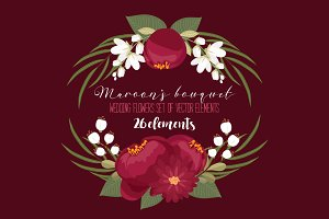 Maroon's Bouquet