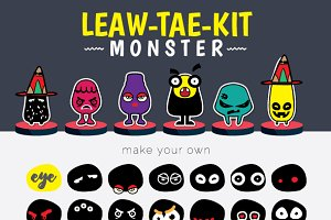 Leaw Tae Kit Monster