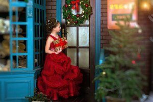 Winter Princess welcomes Christmas