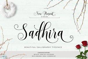 Sadhira Script | 30% Off